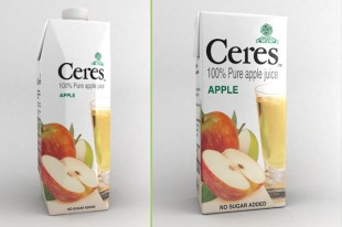 Ceres 3d packaging