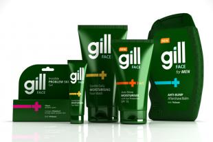 gill 3d packaging